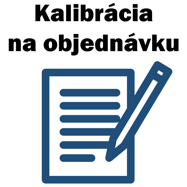 Kalibrácia Secutest SII+