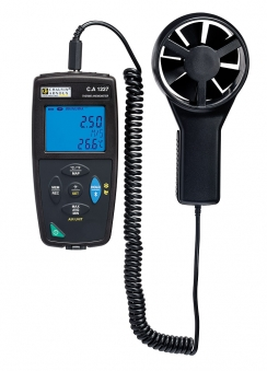 Chauvin Arnoux C.A 1227- Anemometer