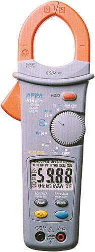 APPA A18 Plus - Kliešťový multimeter