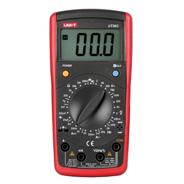 UNI-T UT39C - Multimeter