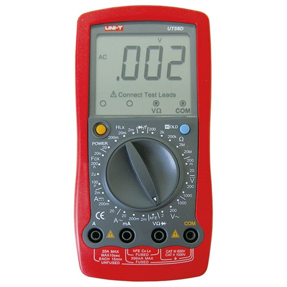 UNI-T UT58D - Multimeter