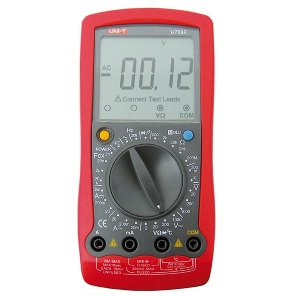 UNI-T UT58E - Multimeter