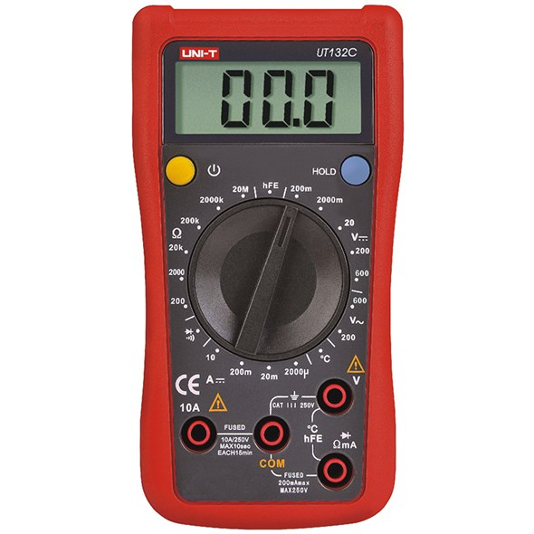 UNI-T UT132C - Multimeter