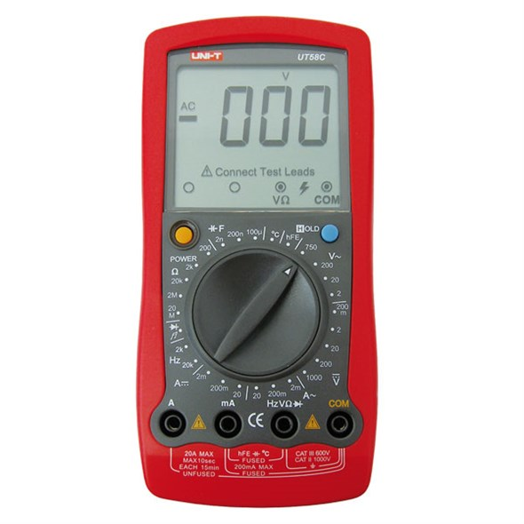 UNI-T UT58C - Multimeter