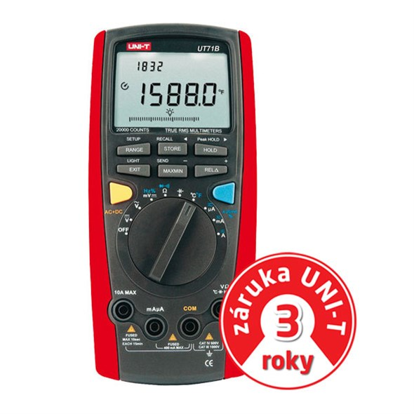 UNI-T UT71B - Multimeter