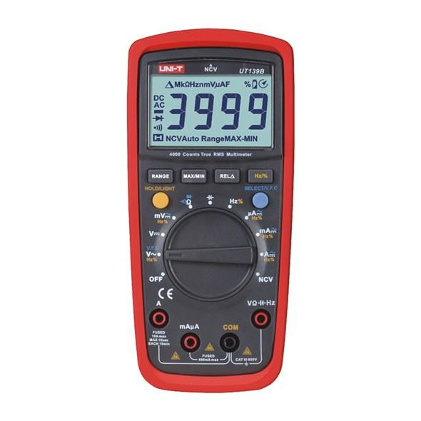 UNI-T UT139B - Multimeter