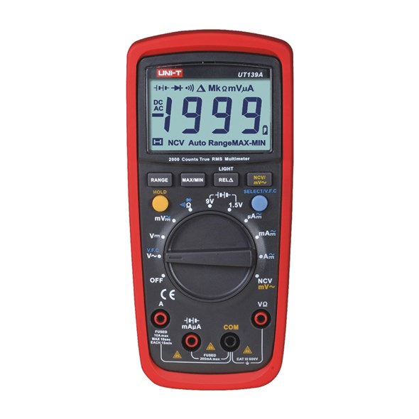 UNI-T UT139A - Multimeter