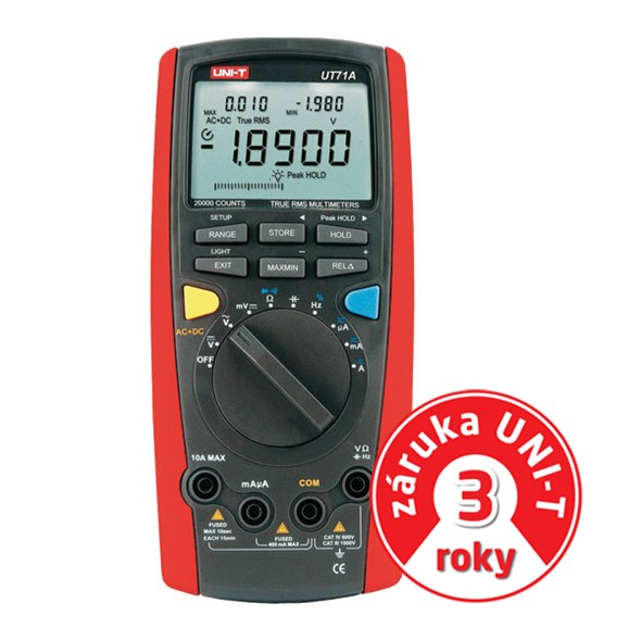 UNI-T UT71A - Multimeter