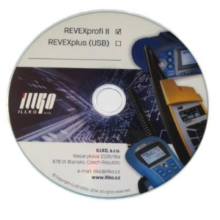 ILLKO P 7050 - ILLKO Studio - PC Software na CD