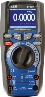 CEM DT-989 - Multimeter