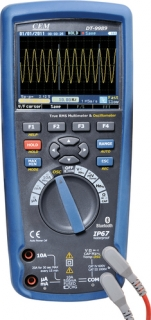 CEM DT-9989 - Multimeter